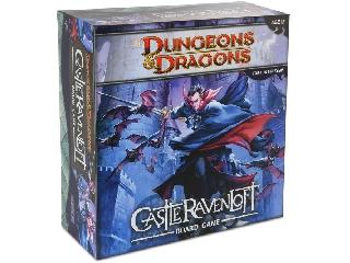 Dungeons & Dragons: Castle Ravenloft - társasjáték