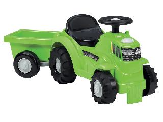 Écoiffier: Bébitaxi traktor utánfutóval