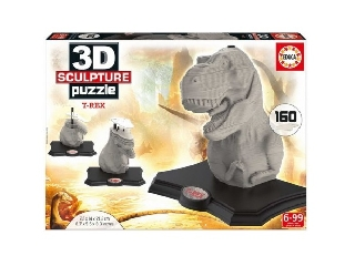 Educa - T-Rex 3D puzzle szobor 160 darabos