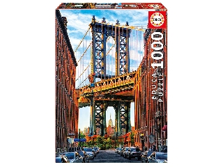 Educa A New York-i Manhattan híd puzzle 1000 darabos
