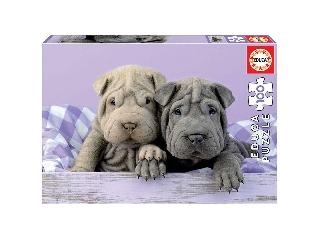 Educa Álmos kutyusok puzzle, 100 darabos