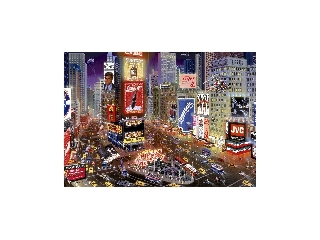 Educa Times Square, New York puzzle, 8000 darabos