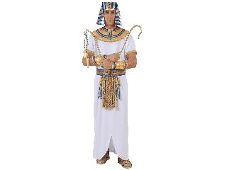 Egyiptom Fáraója felnőtt jelmez XL-es