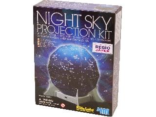 Éjszakai égbolt kivetítő készlet