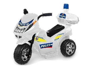 Elektromos rendőrmotor háromkerekű