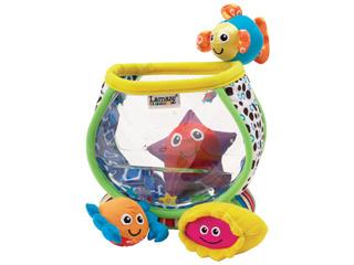 Első akváriumom bébijáték