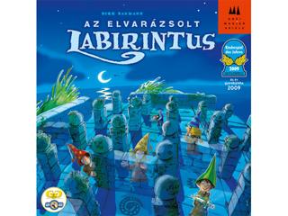 Elvarázsolt labirintus - társasjáték