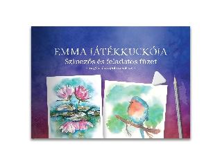 Emma játékkuckója - Színezős és feladatos füzet