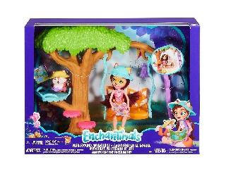 Enchantimals baba kiegészítőkkel - Játszótéri kalandok