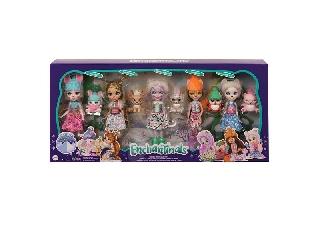 Enchantimals barátnők - téli  babák