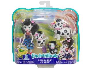 Enchantimals - Cambrie Cow és Ricotta
