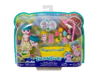 Enchantimals mesés történet - Petya Pig, Streusel, és Nisha
