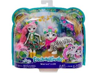 Enchantimals - Tadley Tiger és Kitty