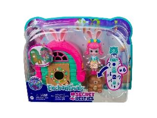 Enchantimals telis-teli kuckó Bree Bunny házikója
