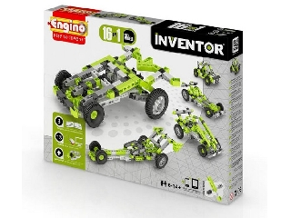 Engino Inventor autók - 16 in 1 autó modell