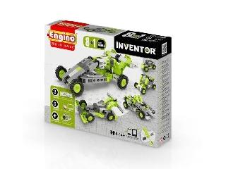Engino Inventor autók - 8 in 1 autó modell