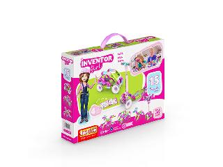 Engino Inventor Girl 15 az 1-ben építőjáték