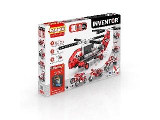 Engino Inventor motorizált modellek 90 in 1
