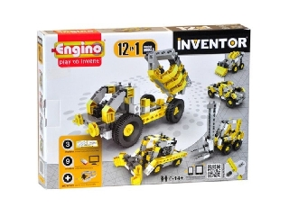 Engino Inventor munkagépek 12 in 1