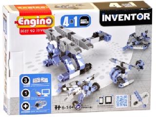 Engino Inventor repülők - 4 in 1 repülő modell