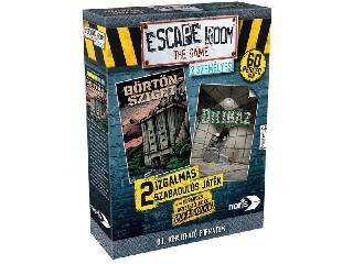 Escape Room: 2in1 szabadulós társasjáték
