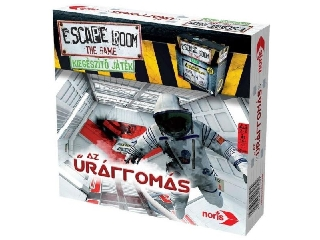 Escape room Kiegészítő játék - Az űrállomás