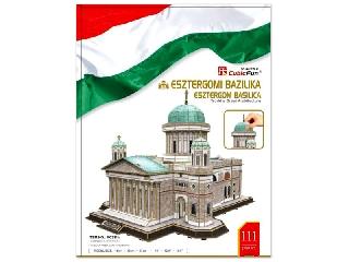 Esztergomi bazilika 3D puzzle - 111 darabos