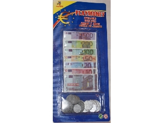 Euro játékpénz
