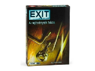 EXIT 11. Rejtvények háza