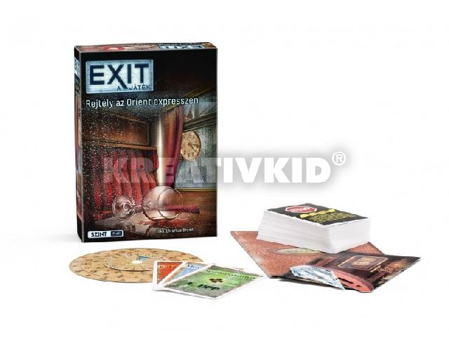 EXIT 7 - Rejtély az Orient Expresszen