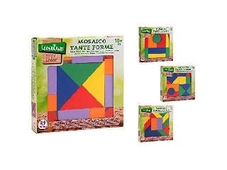 Fa mozaik tangram