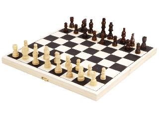 Fa sakk 34 x 34 cm táblával
