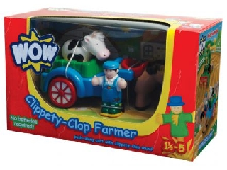 Farmer szekér