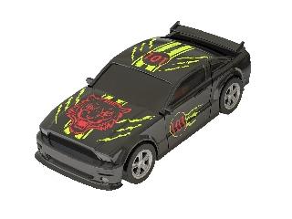 Fast crash car - Extreme Tiger