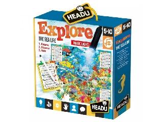 Headu: Fedezd fel a tengert játékos feladványokkal logikai puzzle
