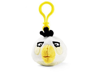 Angry Birds - Pici fehér madár, csíptetővel