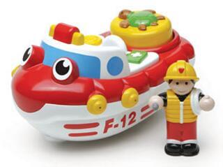 Félix, a tűzoltóhajó