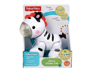 Fisher Price - Kitt-katt Zebra