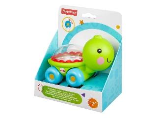 Fisher Price - Poppity állatos jármű - teknős