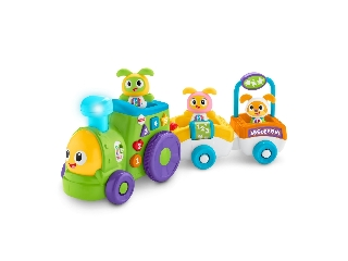 Fisher Price BeatBo tanuló vonat