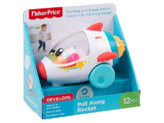 Fisher Price Gurulós rakéta