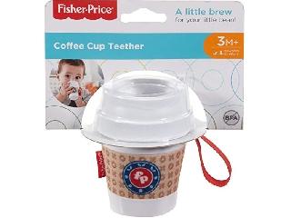 Fisher Price Kávés pohár rágóka