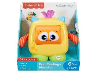Fisher-Price - Érzelmes szörnyecske