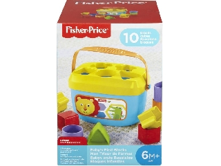 Fisher-Price - Formaevő dobozka