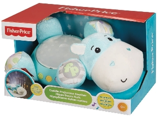 Fisher-Price - Puha víziló vetítő