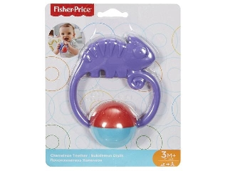 Fisher-Price: kaméleonos csörgő