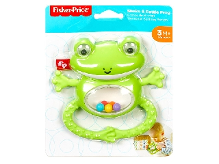 Fisher-Price: szafari békás csörgő