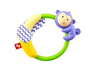 Fisher-Price: szafari majmos csörgő