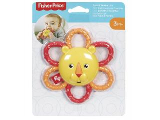Fisher-Price: szafari oroszlános csörgő
