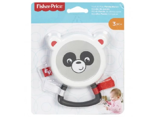 Fisher-Price: szafari pandás csörgő